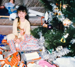 Jolaine AOL Christmas