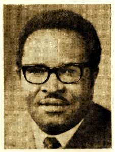 Minnesota State Senator B. Robert Lewis